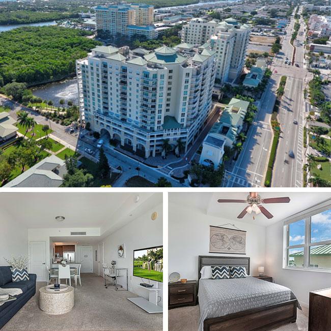 Casa Costa 403N - Florida Apartments