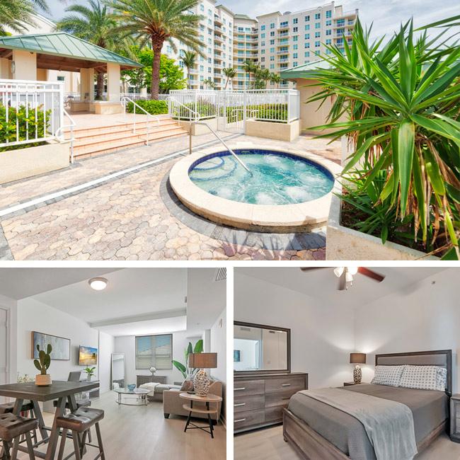 Casa Costa 404N - Florida Apartments