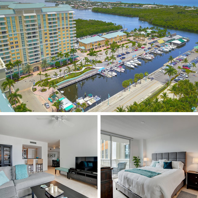 Marina Village 208 - Florida Apartments